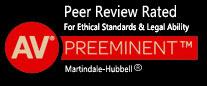 AV Peer Review Rated logo
